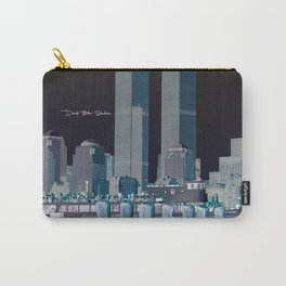 Twin Towers Carry-All Pouch
