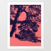 Summer's Eve Art Print