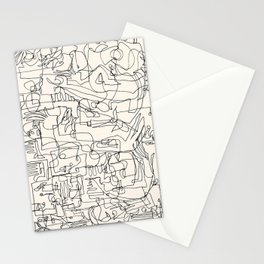 Concentrate Stationery Cards