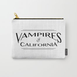 Vampires Of California Carry-All Pouch