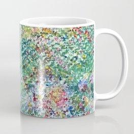 colorful flower filed Coffee Mug