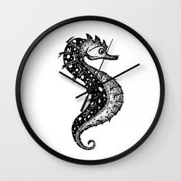 Hippocampus, little fella Wall Clock
