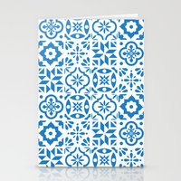 spanish Stationery Cards featuring Spanish Tiles by Morris & Essex