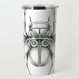 Beetle-Beetle Travel Mug