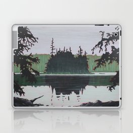 Ouse Lake, Algonquin Park Laptop & iPad Skin