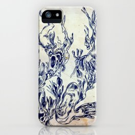 Dropping Like iPhone Case