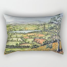 Pen Y Fan, Brecon Beacons Rectangular Pillow