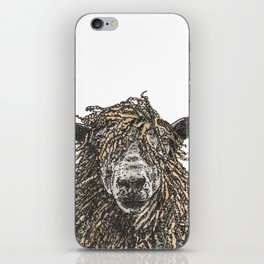 Cotswold Sheep iPhone Skin