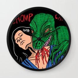 Chomp! Wall Clock