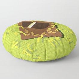 Numeric Escape Floor Pillow