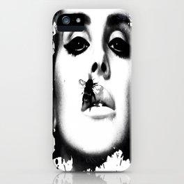 Watercolour effect print  iPhone Case