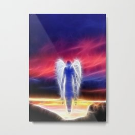 Spirit in the Sky Metal Print