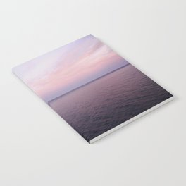 Pacific Sunset Notebook