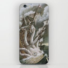 Alexander's Leviathan iPhone Skin