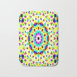 Colorful Dot Fantasy Bath Mat