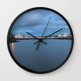Weston-super-Mare Marine Lake Wall Clock