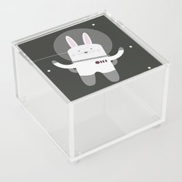 Astro Bunnies Acrylic Box