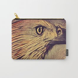 Pallas's Fish Eagles Carry-All Pouch