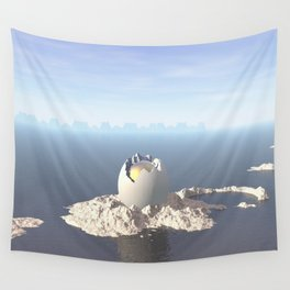 Egg Island Wall Tapestry