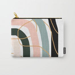 Unsettled Rainbow Carry-All Pouch