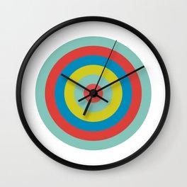 Target V Wall Clock