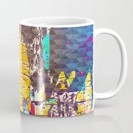 Tropical Pop Art Painting Coffee Mug