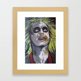 It's Showtime Framed Art Print
