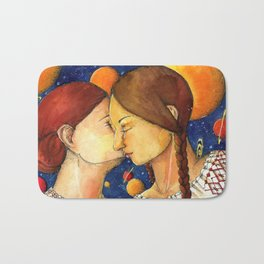 Kiss Bath Mat