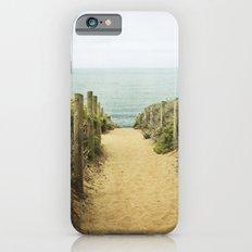 Path to the Beach Slim Case iPhone 6s