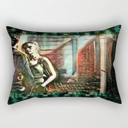 Wrong Side Rectangular Pillow