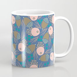 November Born - acorn pattern Coffee Mug