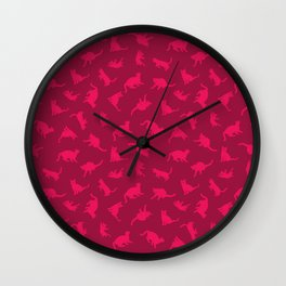 Kitty Cats  Wall Clock