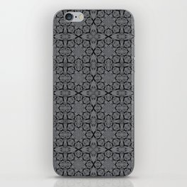 Sharkskin Geometric iPhone Skin