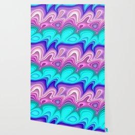 Abstract loops 4A Wallpaper