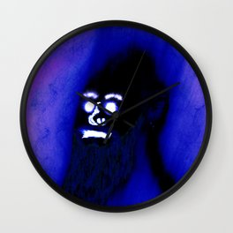 Bearded Gorilla Wall Clock