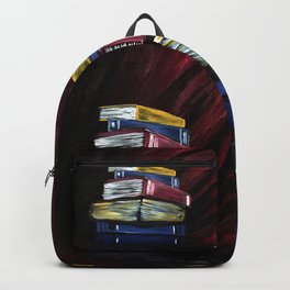 Books Of Knowledge Backpack
