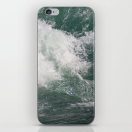 Wave Close Up Photography | Seascape | Ocean iPhone Skin