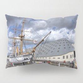 HMS Gannett Pillow Sham