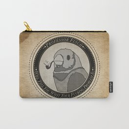 Psychiatrist Finch  Carry-All Pouch