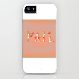 FAIL -  (bad support) iPhone Case