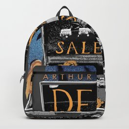 Death Of A Salesman Backpack