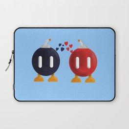 Bomb-Omb Love Laptop Sleeve