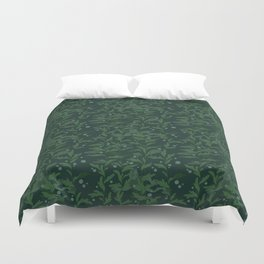 Creature from the Deep Duvet Cover
