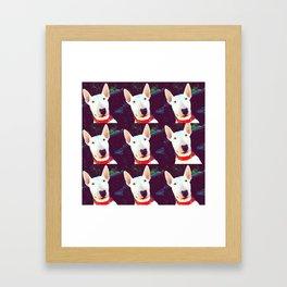 Babs Framed Art Print