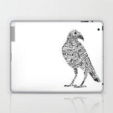 the raven Laptop & iPad Skin