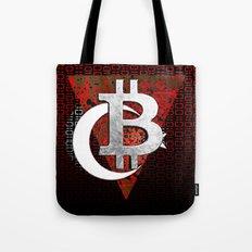 bitcoin turkey Tote Bag