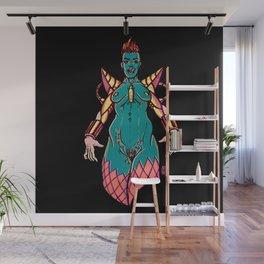 [EvIDIS] Robot pop Wall Mural
