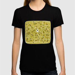 Seguridad [Gold] T-shirt