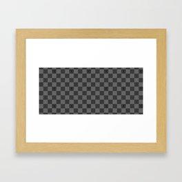 au cœur brisé Framed Art Print