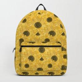 Kansas Sunflowers Backpack